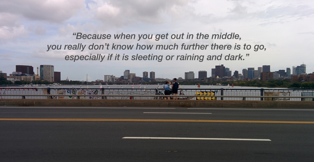 Smoot Quote Middle of Bridge