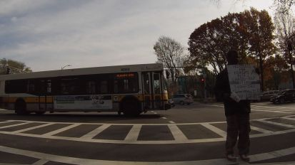 Video Time Lapse: Mass Ave In About 3 Min